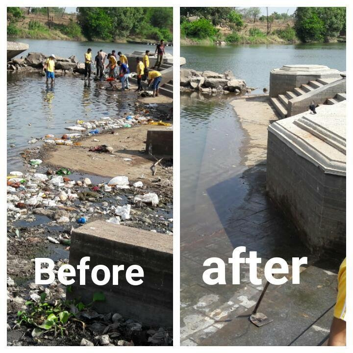 River Cleaning Drive
