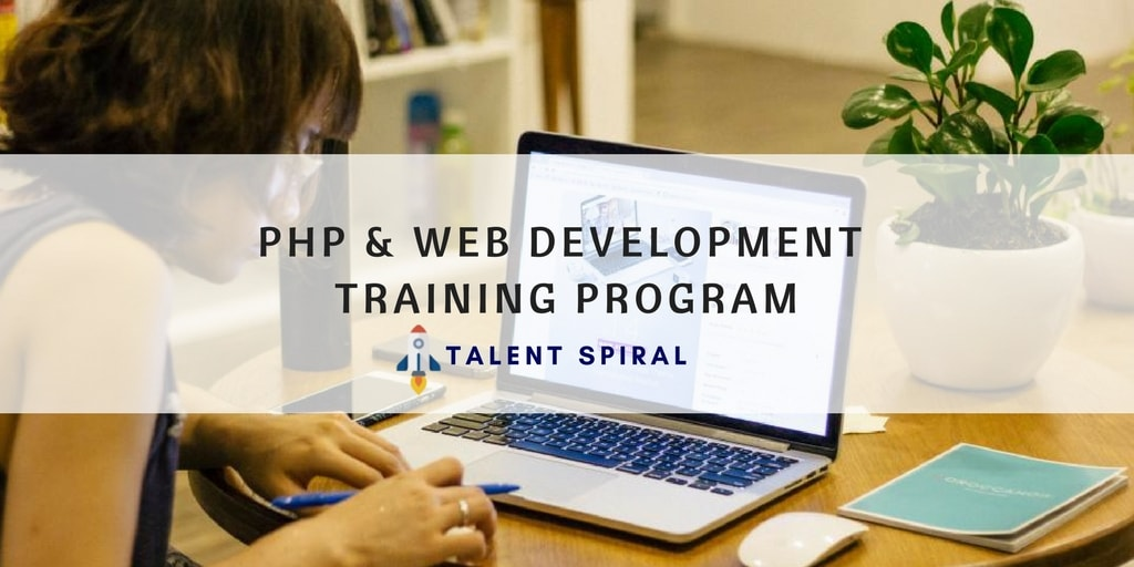 PHP & WEB DEVELOPMENT TRAINING PROGRAM